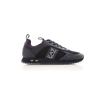 EA7 di Emporio Armani Triple Night Blue Sneaker Trainer
