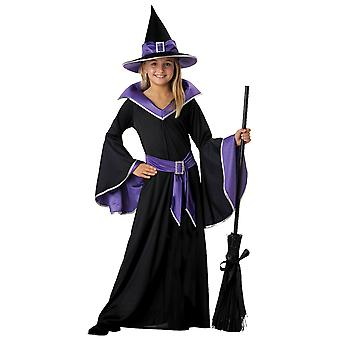 Incantasia The Glamour Witch Purple Halloween Girls Costume