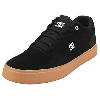 DC Shoes Hyde Mens Skate Trainers in Black Gum