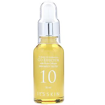 It's Skin, Power 10 Formula, CO Effector with Phyto Collagen, 30 ml