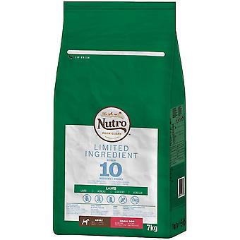 Nutro Dog Dry Limited Ingredient Diet Adult - Small With Lamb - 7kg