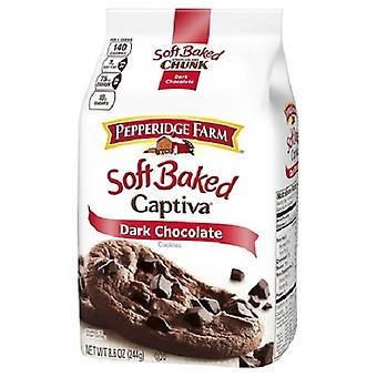 Pepperidge Farm Captiva mörk choklad Cookies