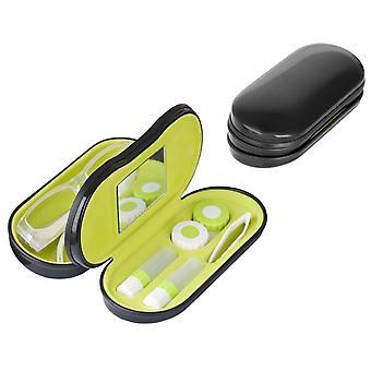 Objektive/Brillen 2-in-1 16,4 cm schwarz/grün 5-teils