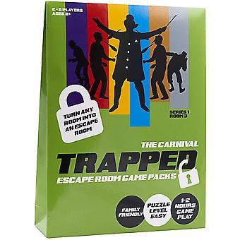 Trapped Escape Room Games Carnival