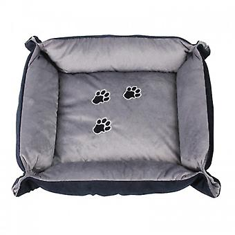 Pawise Cama Rectangular Delux (Chats , Repos , Lits et paniers)