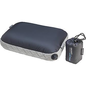 Cocoon Air Core Travel Pillow 28x38 cm (Charcoal/Smoke Grey) -