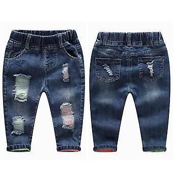 0-6t Baby und Jeans Hose-stretchy Jeans Hose