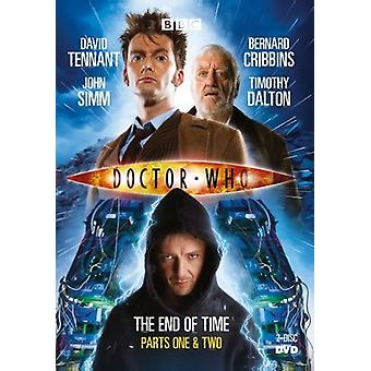Doctor Who: End Of Time Parts 1&2 [DVD] USA import