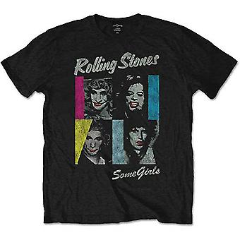 The Rolling Stones Einige Keith Richards offizielle T-Shirt