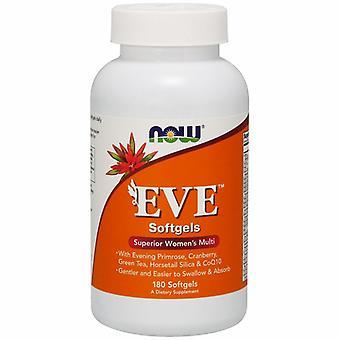 Nyt Elintarvikkeet Eve Naiset's Useita vitamiineja, 180 Softgels