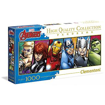 Clementoni Disney Puzzle the Avengers Panorama (1000 Pieces)