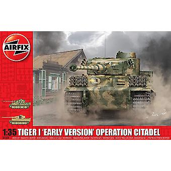 Airfix Tank Tiger-1 Early Version - Operacja Cytadela (luty 2019)