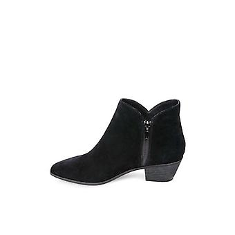 Steve Madden Womens Whiskey Cuir Pointed Toe Ankle Fashion Boots