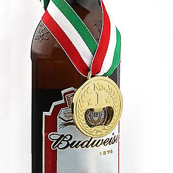 Gold Medal Bottle Opener