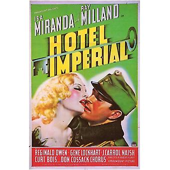 Hotel Imperial-Film-Poster (11 x 17)