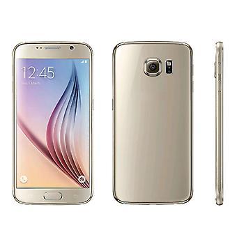سامسونج سامسونج غالاكسي S6 G920F الهاتف الذكي مقفلة SIM الحرة - 32 GB - النعناع - الذهب - 3 سنوات الضمان