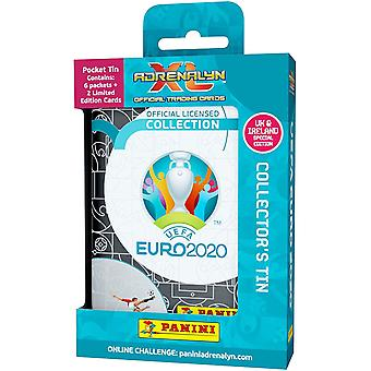 Panini UEFA Euro 2020 Adrenalyn XL Pocket Tin