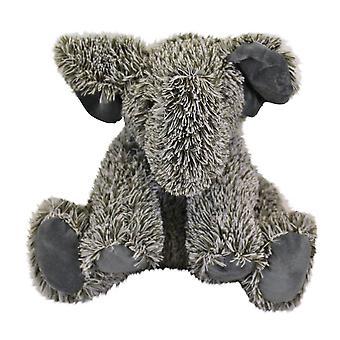 Fluffy Elephant Door Stop