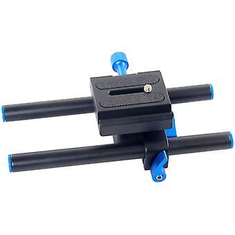 YEANGU YLG0102E-06 15mm סטנטים מוט רכבת אסדת PTZ הר עבור מצלמות SLR