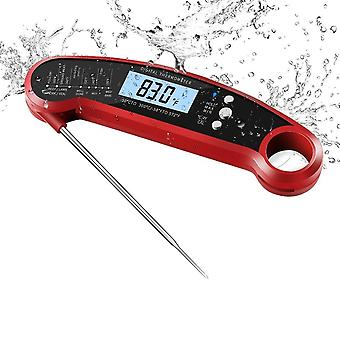 Automatic And Digital Barbecue Thermometer