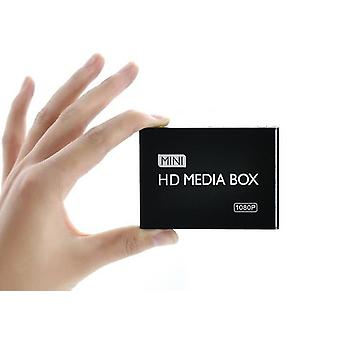 Full Hd 1080p Usb Externe Media Player Avec Hdmi Sd Box