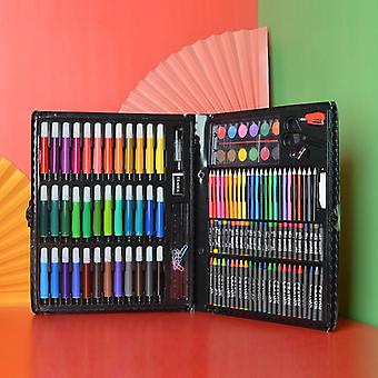 Kids Art Set Drawing Water Color Pen Crayon Oil Pastel Painting Tool Art
