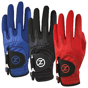 Zero Friction Mens Cabretta Leather Elite Left Hand Golf Gloves