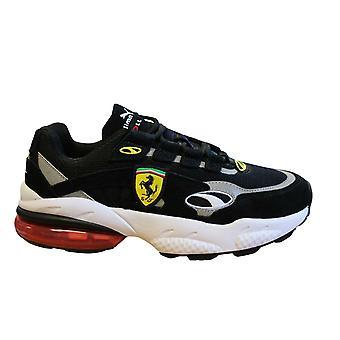 Puma x Scuderia Ferrari Hücre Vemon Düşük Erkek Eğitmenler Bağcıklı Ayakkabı 370338 02