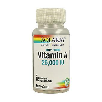 Vitamin Dry A 60 capsules