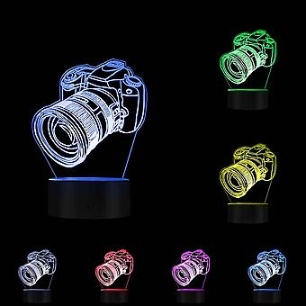 Caméra Novelty Table Night Light - Digital Single Lens Reflex Shape Led Lamp