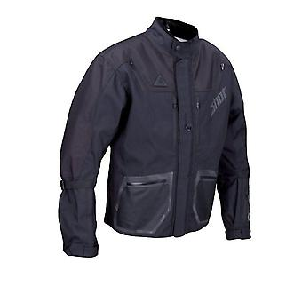 Shot Hurricane Defender Adult Enduro Jacket - Black