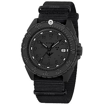Mens Watch Khs KHS.ENFBTXT.NB, Quartz, 44mm, 20ATM