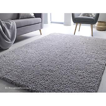 Veloce zilver tapijt