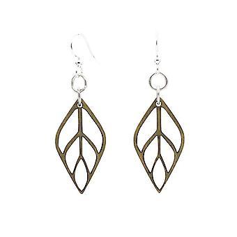 Flame Blossom Earrings
