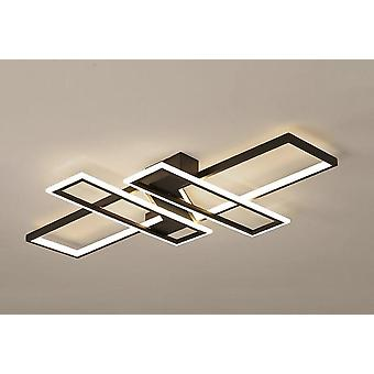 Led Chandeliers Lighting Fixtures For Home With Remote Control