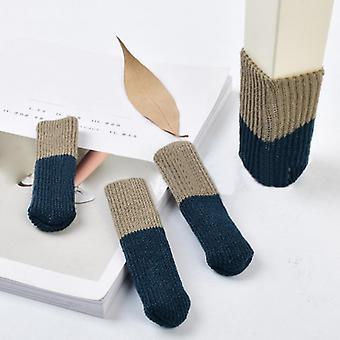 Chair Leg Socks/cloth Floor Protection, Knitting Wool Socks