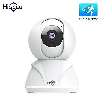 Hiseeu FH3 720P εγχώρια κάμερα IP ασφάλειας ασύρματη έξυπνη κάμερα WiFi ακουστική καταγραφή παρακολούθησης μωρών Mo