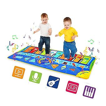 Touches mat-piano musicales dance and gaming