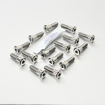 Perno pro perno de disco de titanio (paquete 15) TI15DISCGSXR