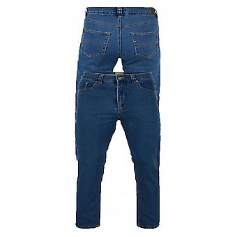 KAM Kam Mens Big Size Stretch Jean