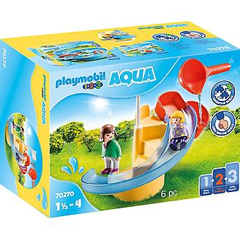 Playmobil Aqua Water Slide Playset