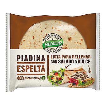 Biocop Piadina Spelta 225 gr