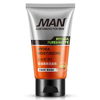Man Oil-control Face Cleaner