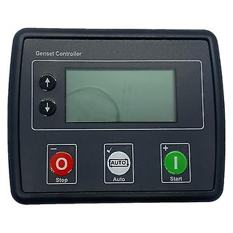 Automaattinen käynnistys Pysäytys Verkkohäiriön ohjausmoduuli Amf Generator Controller