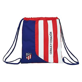 Backpack with Strings Atlético Madrid Blue