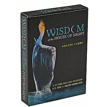Rider Tarot Cards House Of Night English Version For Beginners Card Game
