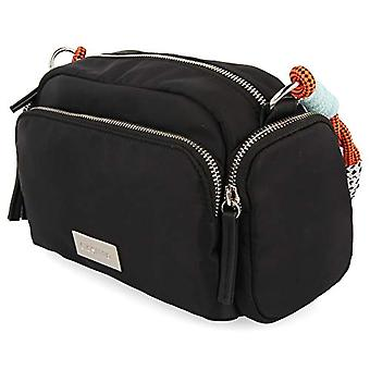 GIOSEPPO VIENNA, Bag with long handle Woman, Black, M