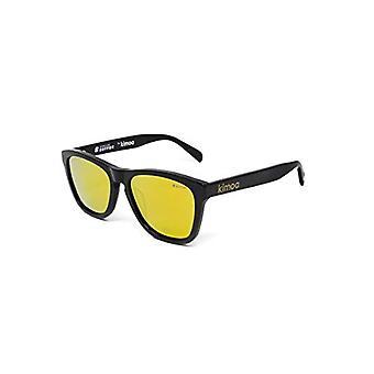 Kimoa Berlin Limited Edition Buffon, Unisex Sunglasses, Black, Normal