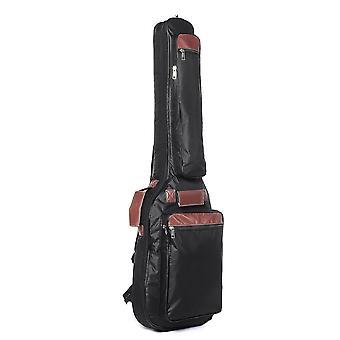 الكتف الأشرطة جيوب ماء حقيبة الغيتار الكهربائي