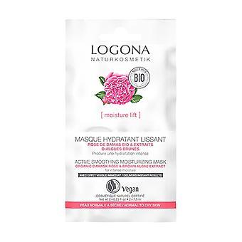 Rosa Damascena Bio Hydrating Smoothing Mask 2 enheter på 7,5ml